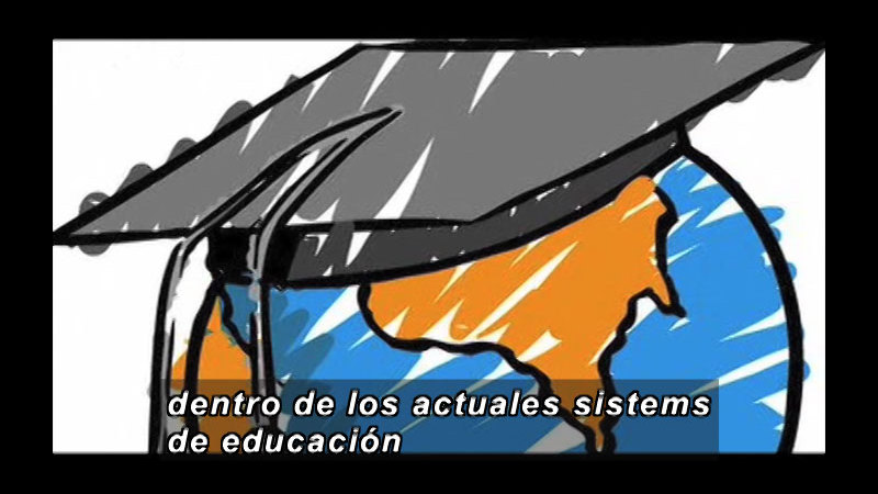 Still image from Science And Technology - Mega University (Spanish)