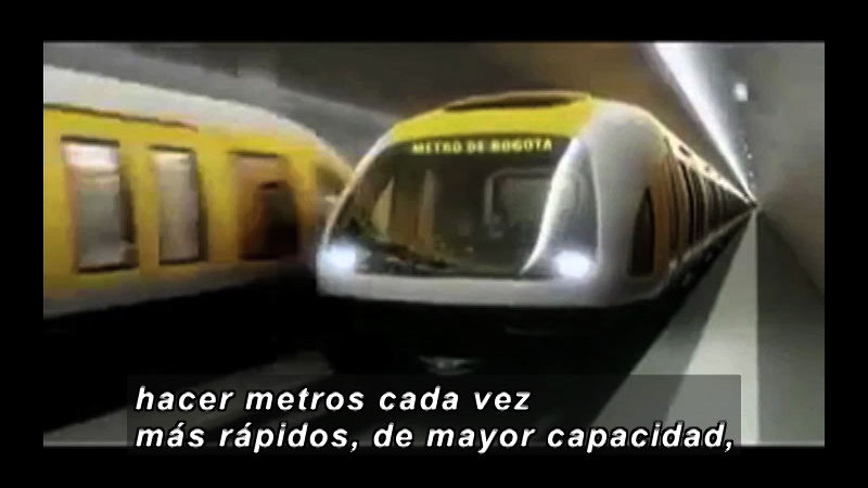Still image from Science And Technology - Transportation (Spanish)