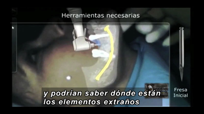 Still image from Science And Technology - Augmented Reality (Spanish)