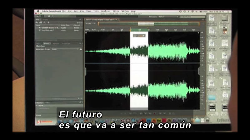 Still image from Science And Technology - 3D Sound (Spanish)