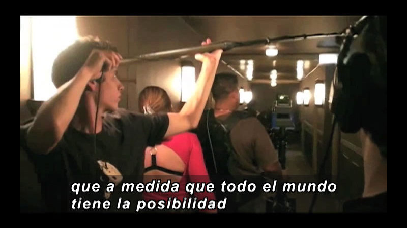 Still image from Science And Technology - Audiovisual Technology (Spanish)