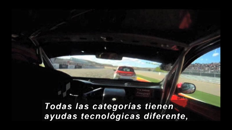 Still image from Science And Technology - Automotive Technology (Spanish)