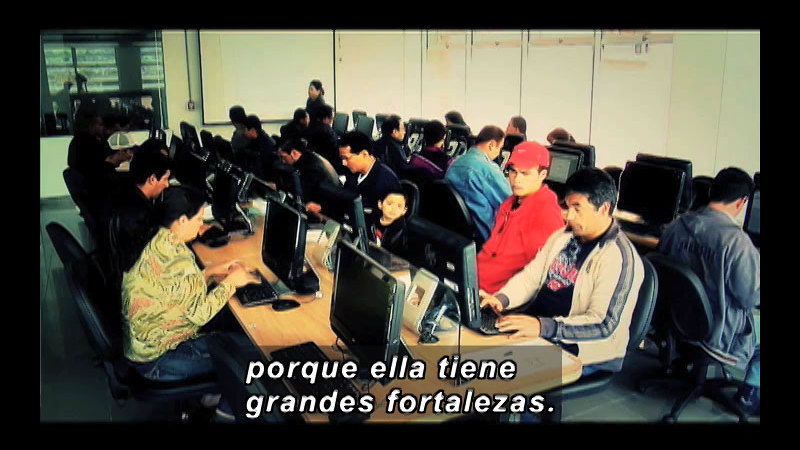 Still image from Science And Technology - Digital Citizenship (Spanish)