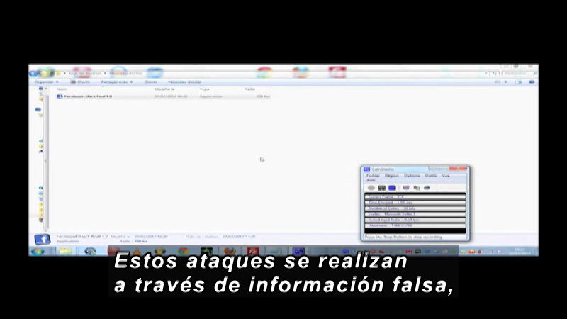 Still image from Science And Technology – Hackers (Spanish)