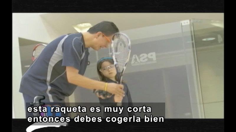 Still image from Franja Metro: Squash (Spanish)