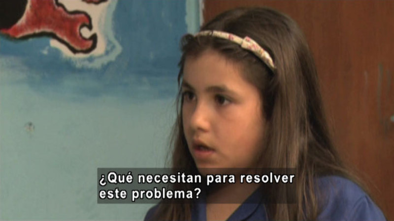 Still image from S.O.S. Interveners: Anger (Spanish)