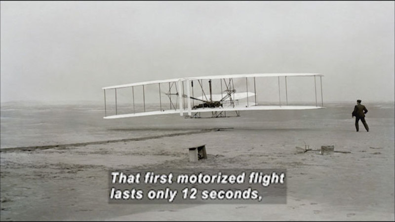 Still image from Inventions That Shook The World: 1900s