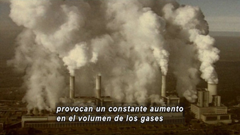 Still image from How The Production And Consumption Of Energy Affects Climate Change (Spanish)