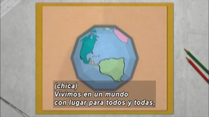 Still image from And Now What: Diversity (Spanish)