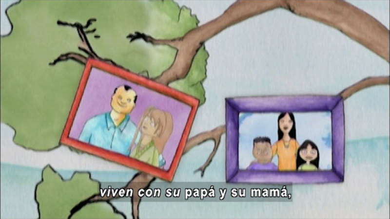 Still image from And Now What: Family (Spanish)