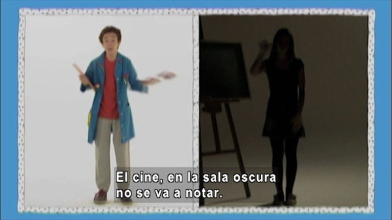 Still image from And Now What: Self-Esteem And Confidence (Spanish)
