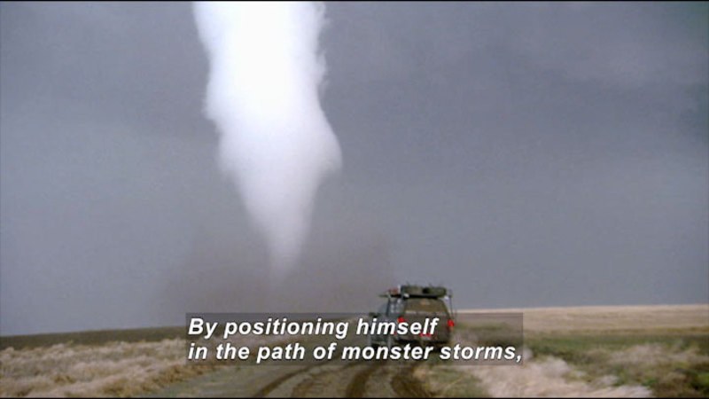 Still image from Wild Chronicles: Storm Chasers