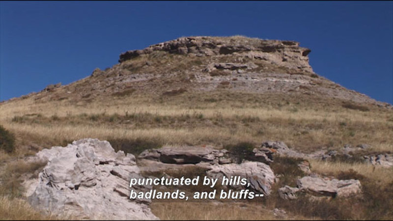Still image from Agate Fossil Beds National Monument
