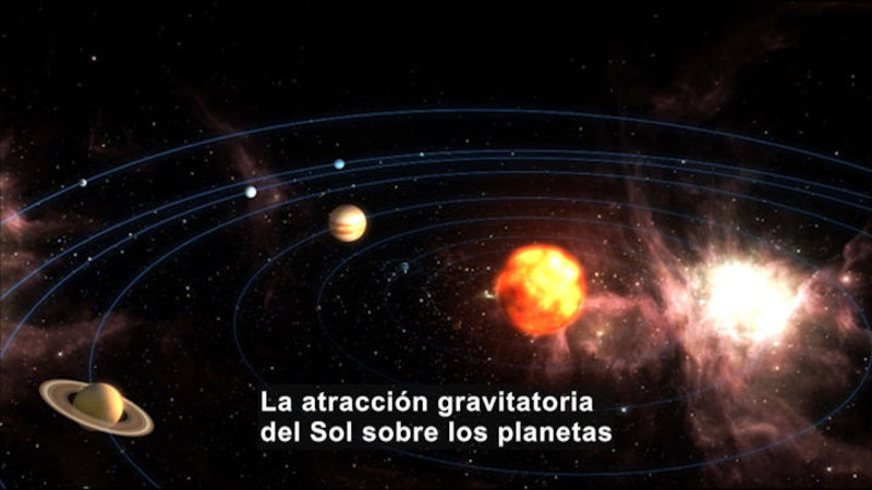 Still image from Science Video Vocab: Force (Spanish)
