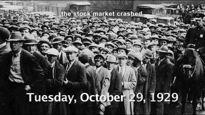 Social Studies Video Vocab: Great Depression
