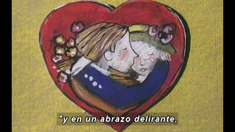 Still image from Kool Books: Syrup Of Broken Hearts (Spanish)
