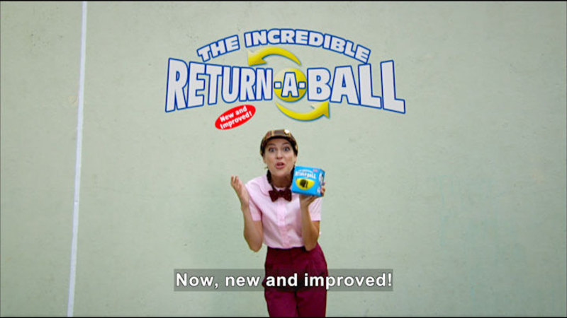 Still image from The Electric Company: The Incredible Return-A-Ball