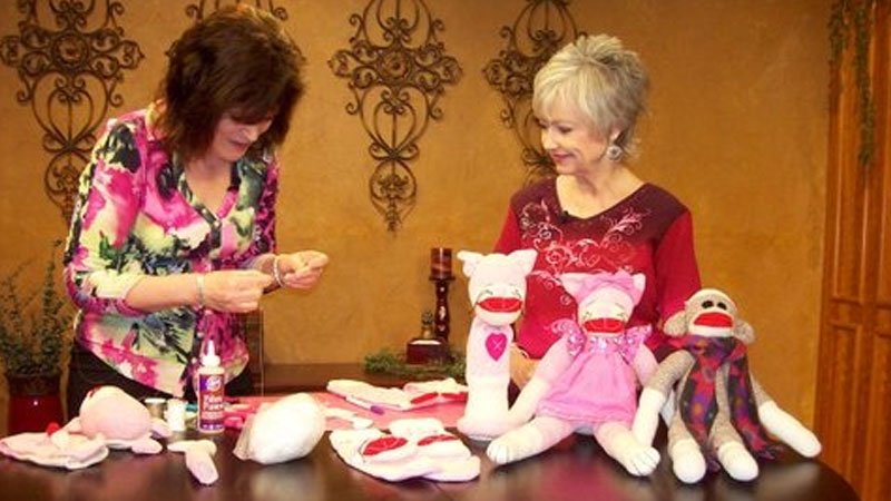 Still image from Creative Living With Sheryl Borden #6514