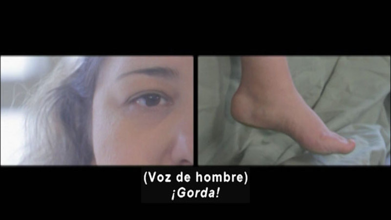 Still image from Don't Let Prejudices Talk For You: Physical Appearance (Spanish)