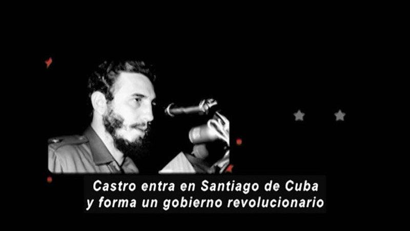 Still image from Revolutions: Cuban Revolution (Spanish)