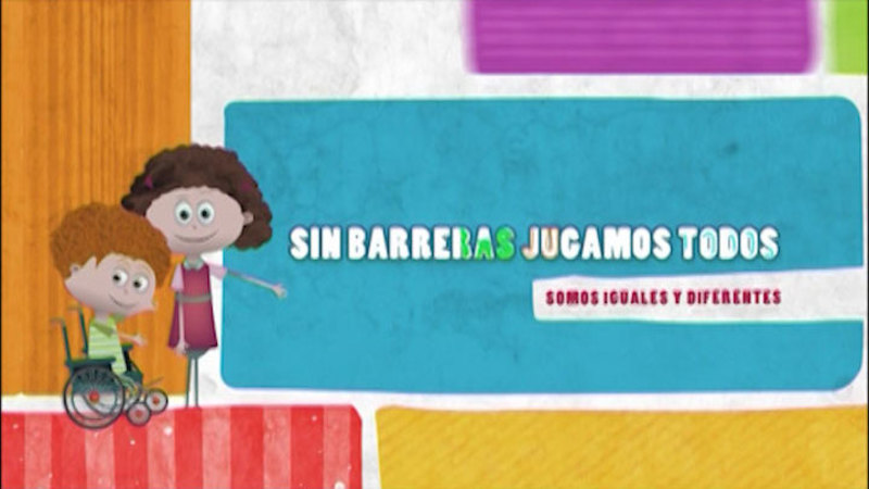 Still image from Similar And Different: Disabilities (Spanish)