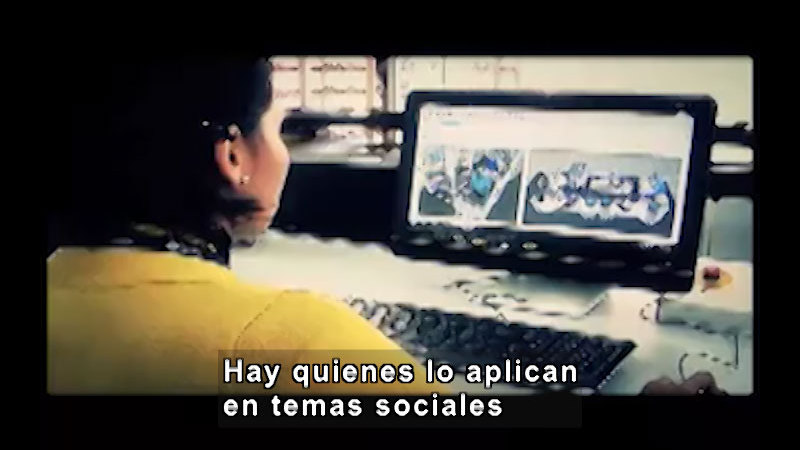 Still image from Science And Technology – Colombian Engineering Meeting 2013 Part 1 (Spanish)