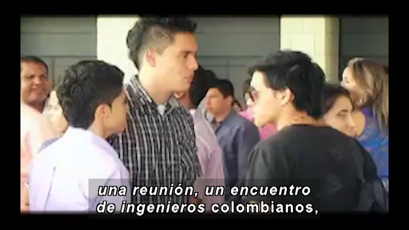 Still image from Science And Technology – Colombian Engineering Meeting 2013 Part 2 (Spanish)