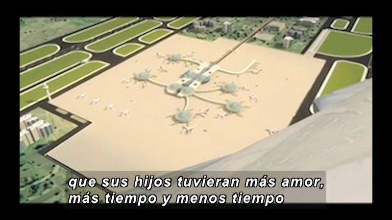 Still image from Science And Technology – Cities Of The Future (Spanish)