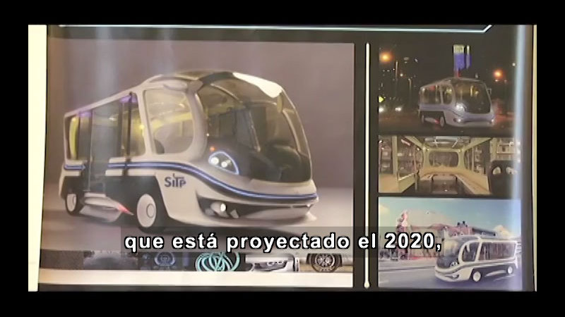 Still image from Science And Technology – Mobility (Spanish)
