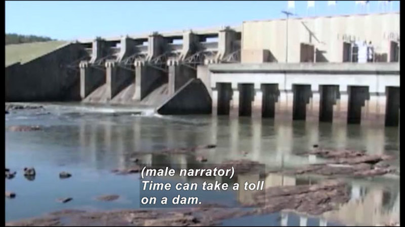 Still image from Science Nation: Dams--What Goes Up Must Come Down, and Then What?