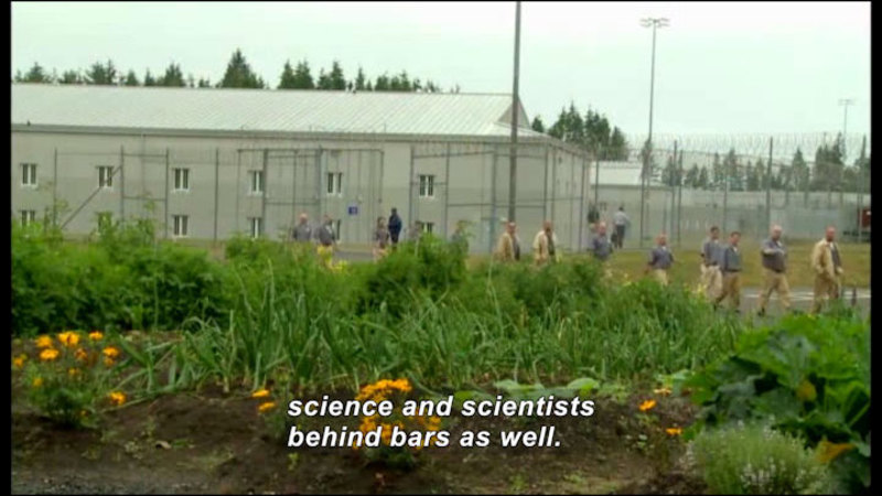 Still image from Science Nation: Science Behind Bars