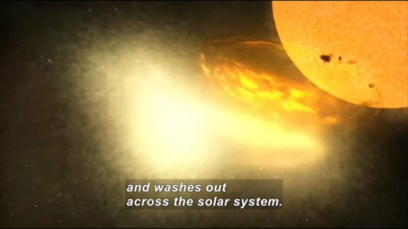 Still image from Science Nation: Sunspots Revealed