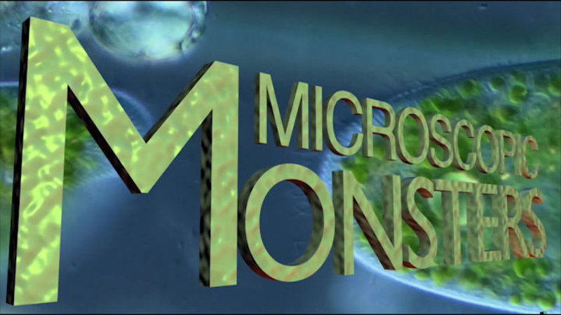 Still image from Microscopic Monsters