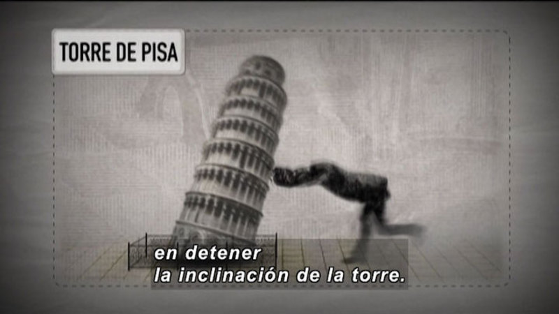 Still image from Invisible Science And Technology Surrounding: Structures (Spanish)