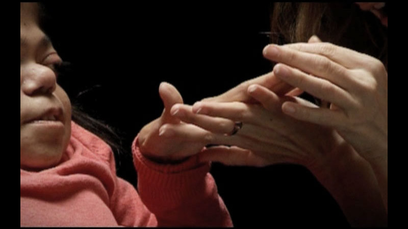 Still image from Landscape Of Touch