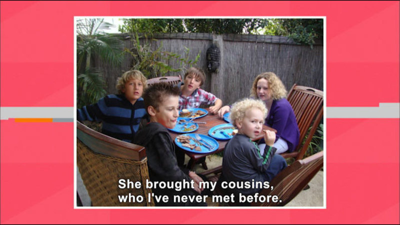 Still image from Mikey: My Story About Family