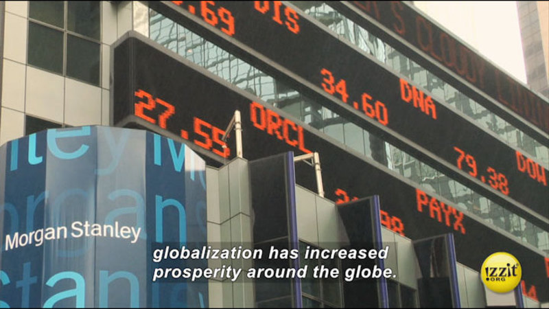 Still image from Markets Without Borders: Globalization And The Rule Of Law
