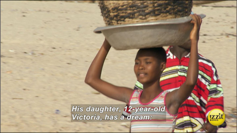 Still image from The Ultimate Resource: Victoria's Chance
