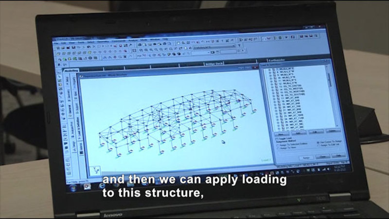 Still image from Career Connections: Structural Engineer