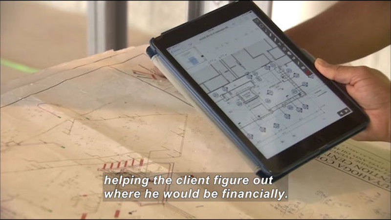 Still image from Career Connections: Accountant/Auditor