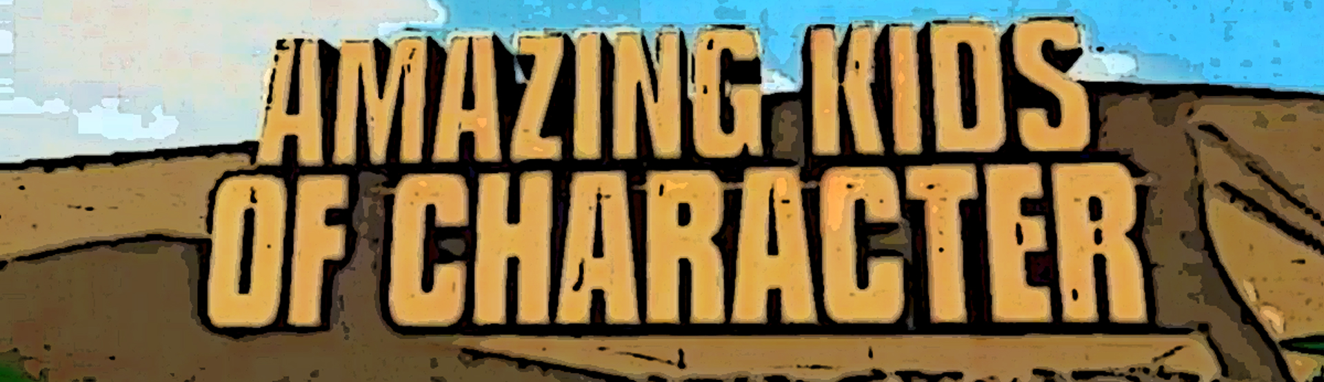 Amazing Kids Of Character