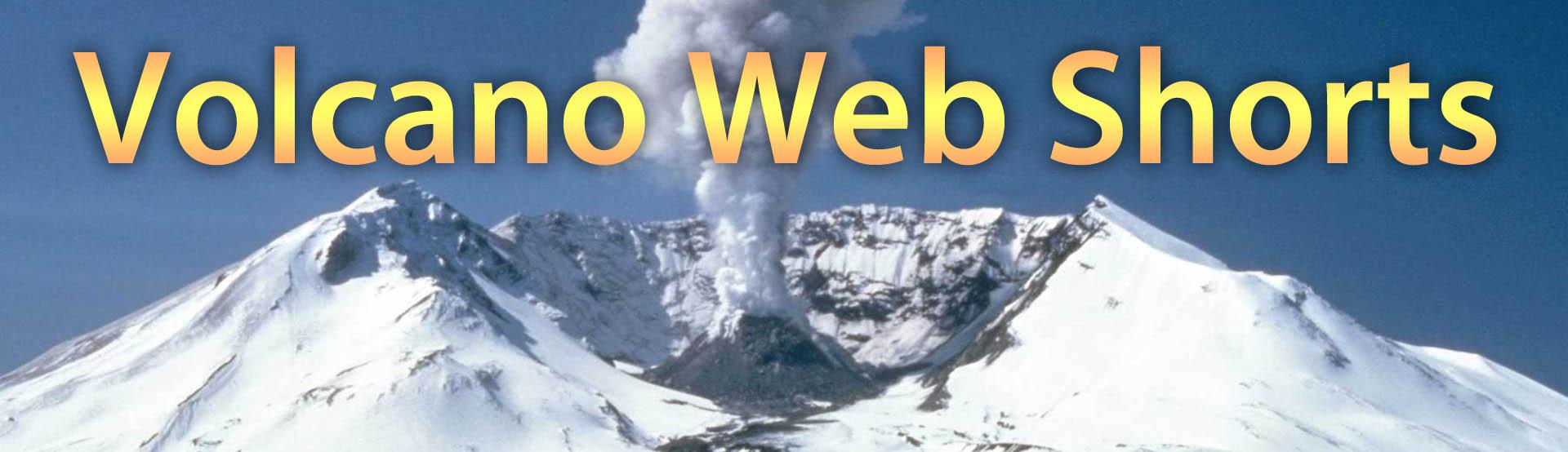 Volcano Web Shorts