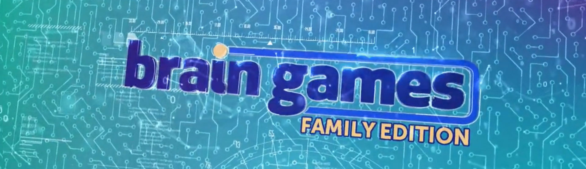 Banner image for Brain Games Family Edition