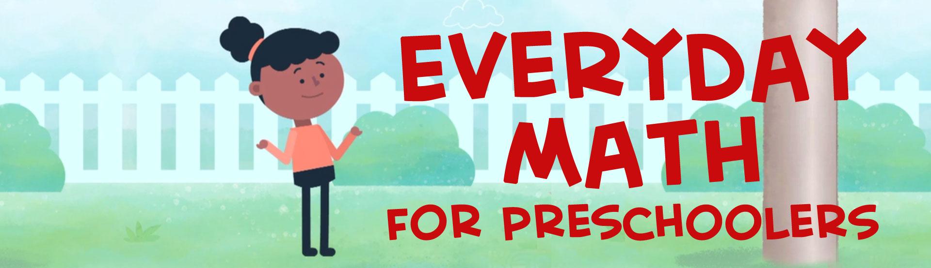 Everyday Math for Preschoolers