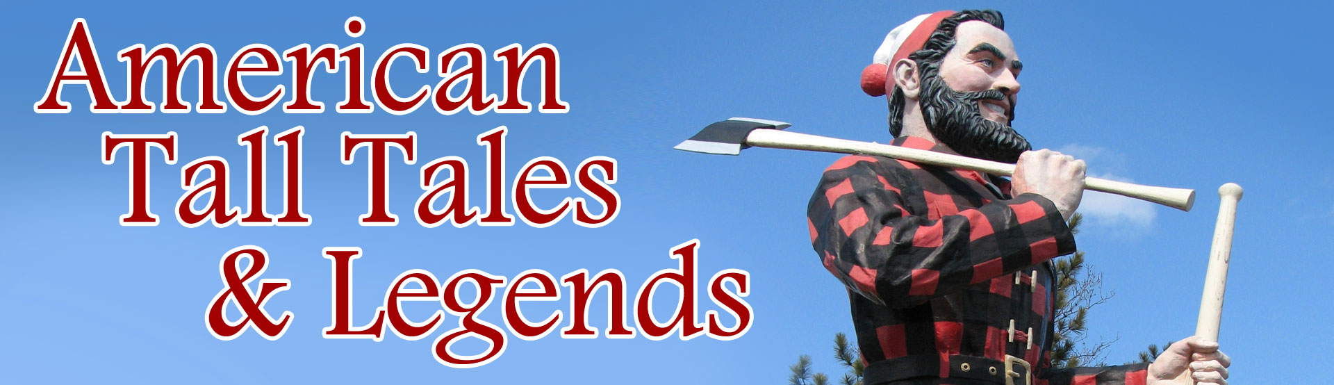 American Tall Tales & Legends
