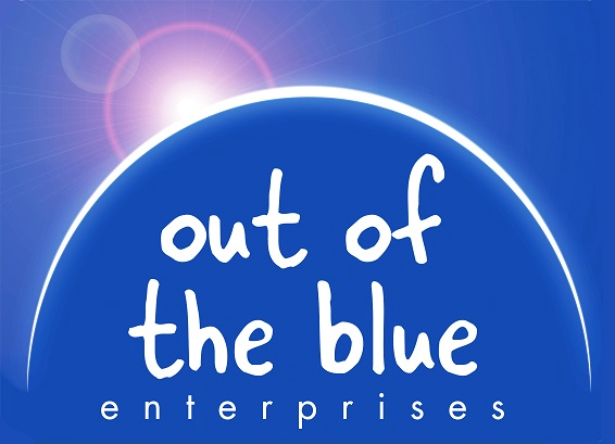 Logo for Out Of The Blue