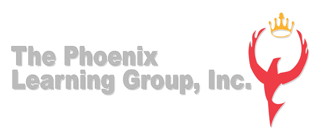 Logo for Phoenix Learning Group