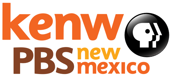 Logo for KENW-TV