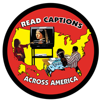 Read Captions Across America logo in PDF format