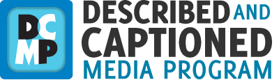described and captioned media program